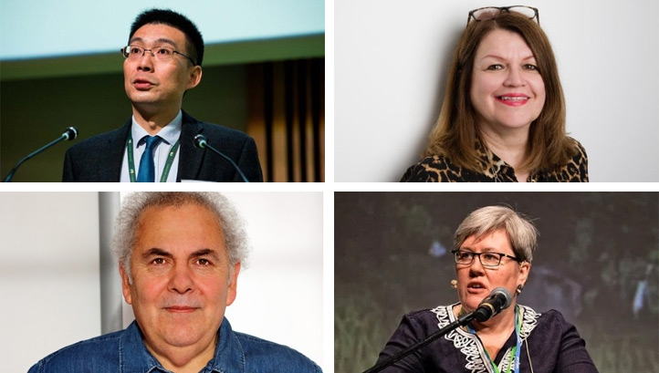 , New Years Honours 2020: The sustainability champions on the Queen's list, The Circular Economy, The Circular Economy