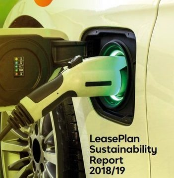 , LeasePlan releases first Sustainability Report, The Circular Economy