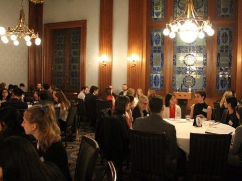, Students Meet Industry Experts At Sustainability Careers Reception, The Circular Economy, The Circular Economy
