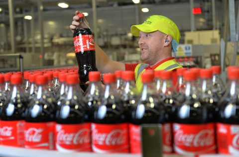 , Coca-Cola insists recyclable bottles are only single-use 'if thrown away', The Circular Economy, The Circular Economy