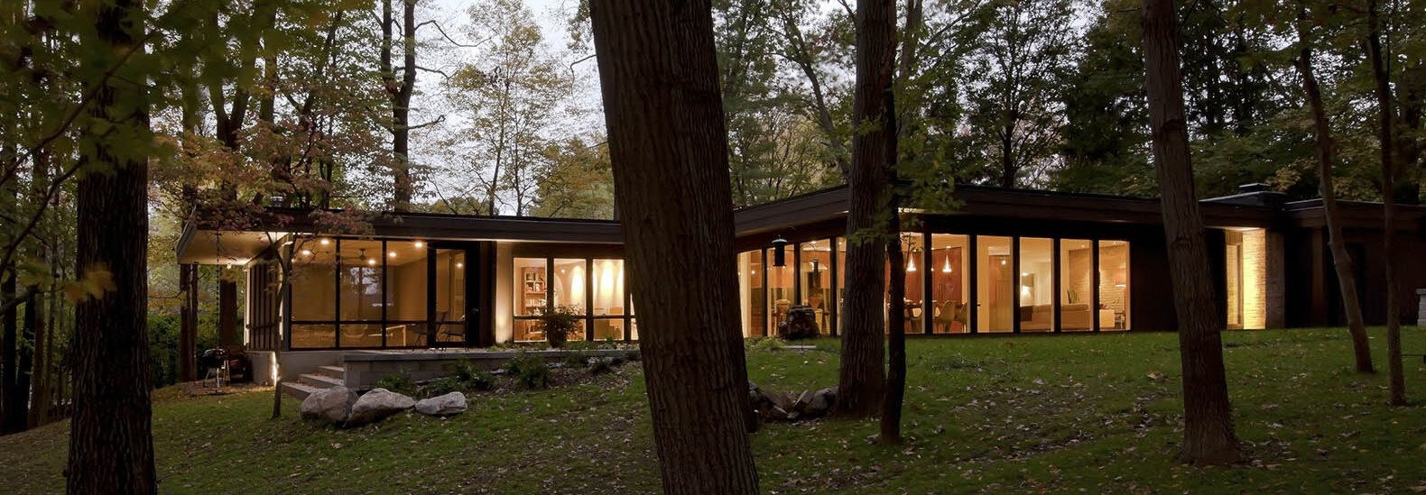 , Transformed midcentury modern home focuses on sustainability, The Circular Economy