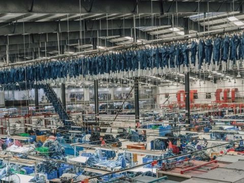 , What Sustainable Denim Looks Like in 2019, The Circular Economy, The Circular Economy