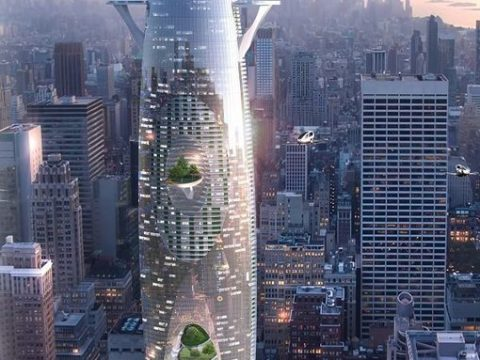 , Vertical Sustainable City- eVolo | Architecture Magazine, The Circular Economy