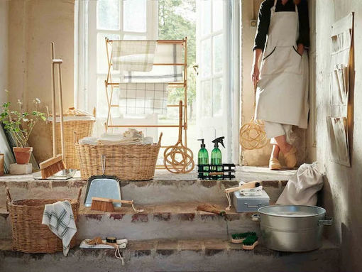 Sustainable Cleaning Collections : sustainable cleaning, The Circular Economy