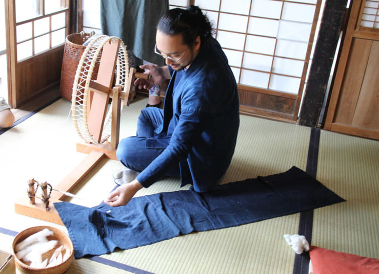 The warp and weft of sustainable weaving, The Circular Economy