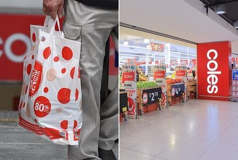 , Man sues Coles for refusing to let him keep putting his groceries in single-use plastic bags | Daily, The Circular Economy, The Circular Economy
