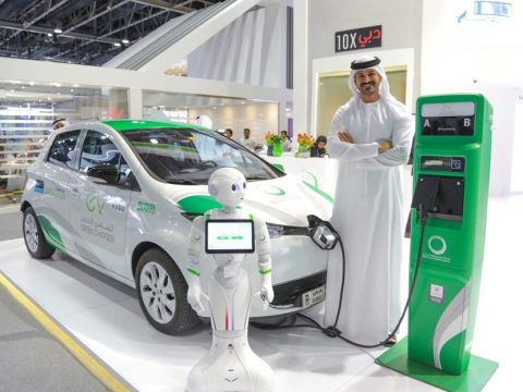 , DEWA strengthens role of AI to drive sustainability, The Circular Economy, The Circular Economy