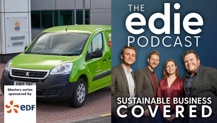 , Sustainable Business Covered podcast: The EV masterclass with EDF Energy, The Circular Economy, The Circular Economy