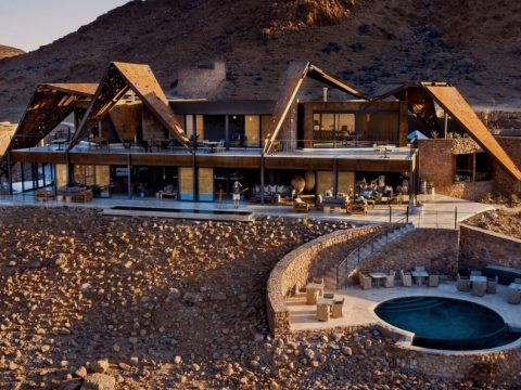 , A sustainable lodge in the middle of the Namib Desert, The Circular Economy, The Circular Economy