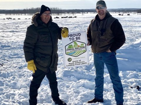 , Earlton bison ranch is certifiably sustainable, The Circular Economy
