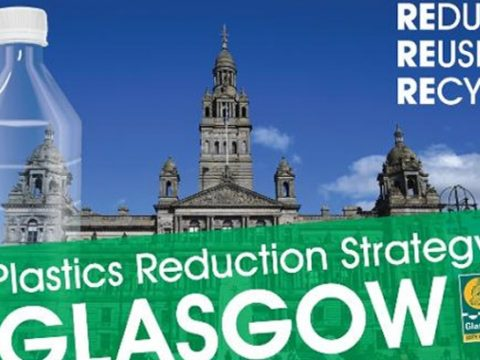 , Glasgow to phase-out single-use plastics within two years, The Circular Economy
