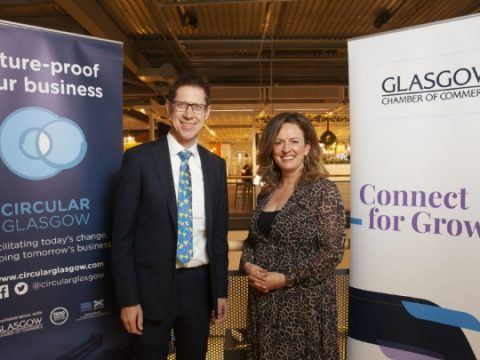 , Glasgow and London-based sustainable business organisations partner ahead of COP26, The Circular Economy