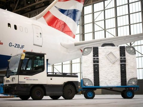, British Airways to remove 700 tonnes of single-use plastic from flights, The Circular Economy