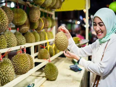 , World's stinkiest fruit could make super-fast electric chargers, The Circular Economy
