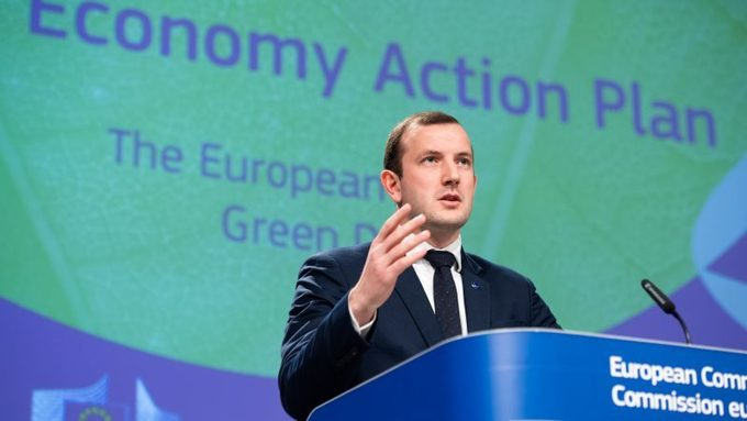 , EU unveils circular economy plan 2.0, drawing mixed reactions, The Circular Economy, The Circular Economy