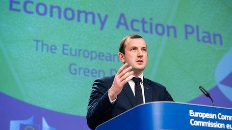 EU pushes for circular economy to have longer-lasting products, The Circular Economy