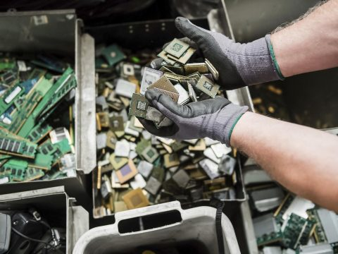 , E-waste Recycling Market: Emerging Players Setting the Stage for the Long Term, The Circular Economy