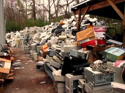 , E-Waste Management Leading To Lower Greenhouse Emissions, The Circular Economy, The Circular Economy