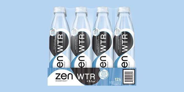 Sustainable Water Brands : ZEN WTR, The Circular Economy