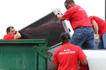 , CITGO E-Recycle Day Keeps 9 Roll-Off Boxes of Unwanted Electronics Out of Landfills, The Circular Economy, The Circular Economy