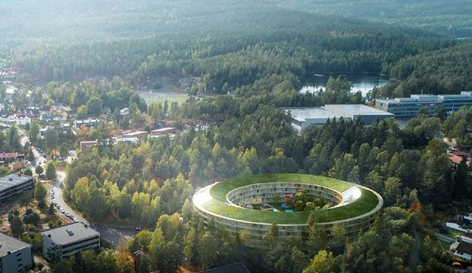 , Oen: Oslo's Sustainable Housing Project, The Circular Economy, The Circular Economy