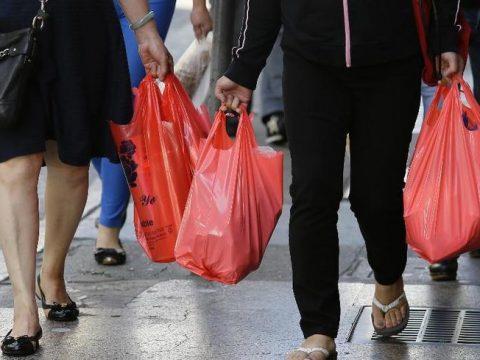 , New York plastic bag ban takes effect, customers 'not happy', The Circular Economy, The Circular Economy