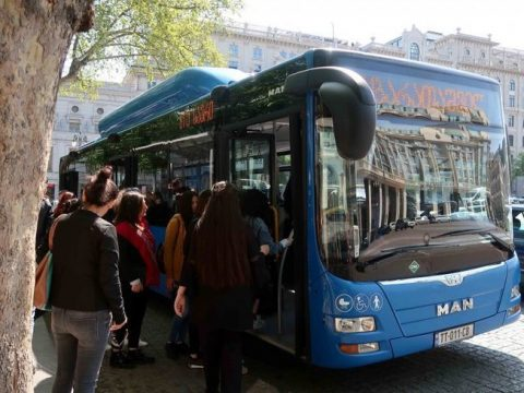 , Tbilisi Accelerates Shift to Sustainable Mobility, The Circular Economy, The Circular Economy