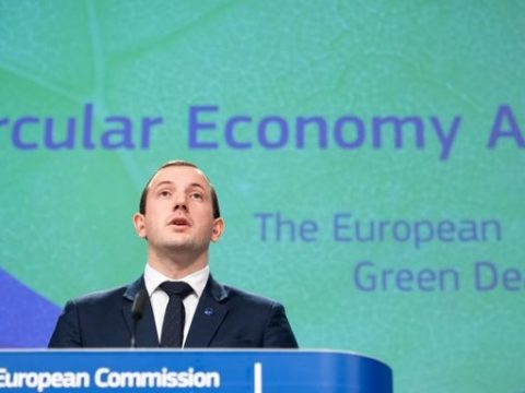 , No needless overlap between F2F and circular economy plans, Sinkevicius says, The Circular Economy