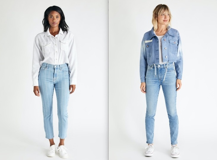 ÉTICA jeans are super stylish and sustainable, The Circular Economy