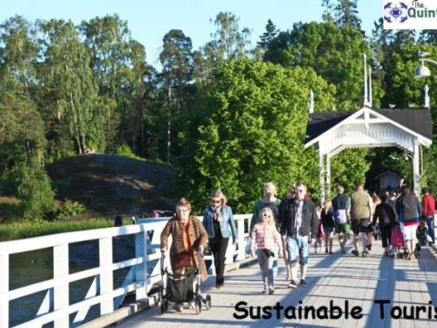, Sustainable Tourism is getting popular in Finland, The Circular Economy, The Circular Economy