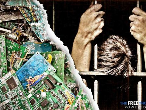 , E-Waste Recycler Sentenced To Over A Year In Prison For Fixing Old PC's and Selling Them, The Circular Economy