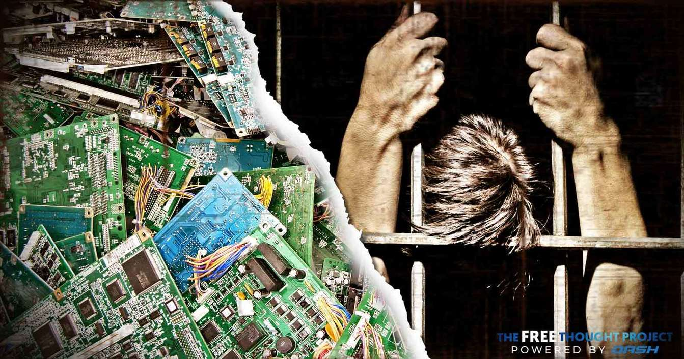 , E-Waste Recycler Sentenced To Over A Year In Prison For Fixing Old PC's and Selling Them, The Circular Economy, The Circular Economy