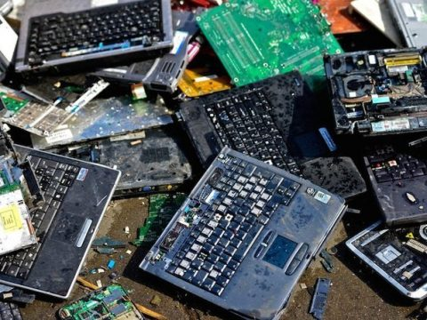 , Technology expansion poses health risk, as Nigeria is considered dumping ground for e-waste, The Circular Economy, The Circular Economy