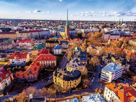 , Finland's long, hard road to creating a circular economy, The Circular Economy, The Circular Economy