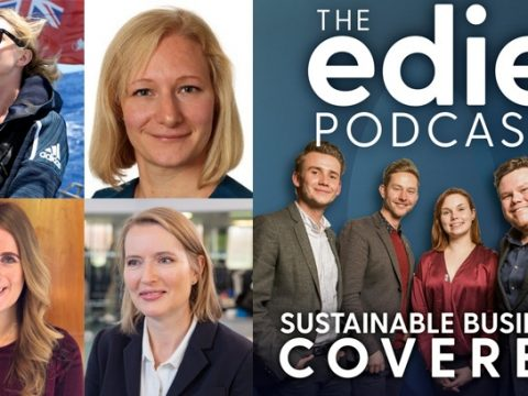 , Sustainable Business Covered podcast: An International Women's Day 2020 special, The Circular Economy, The Circular Economy