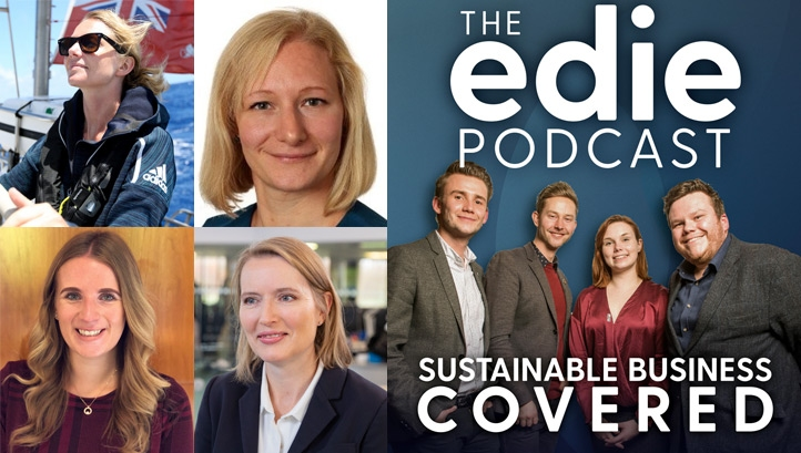 , Sustainable Business Covered podcast: An International Women's Day 2020 special, The Circular Economy
