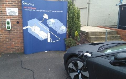 , Off-grid EV charging? AFC Energy unveils mobile hydrogen fuel cell system, The Circular Economy, The Circular Economy