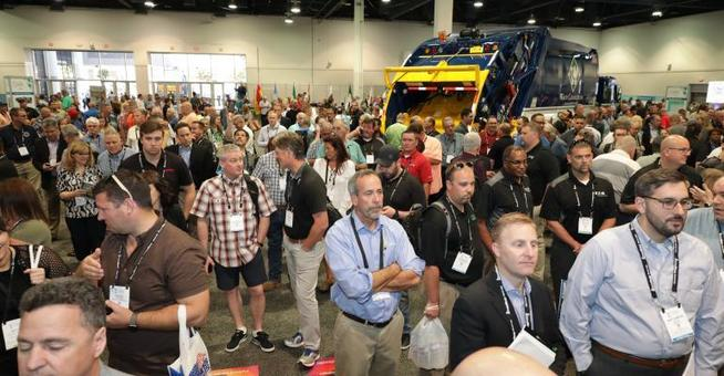 , Takeaways from Day Two at WasteExpo, The Circular Economy, The Circular Economy