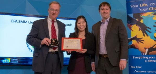 , Samsung Recognized for Sustainability Initiatives by the U.S. Environmental Protection Agency, The Circular Economy
