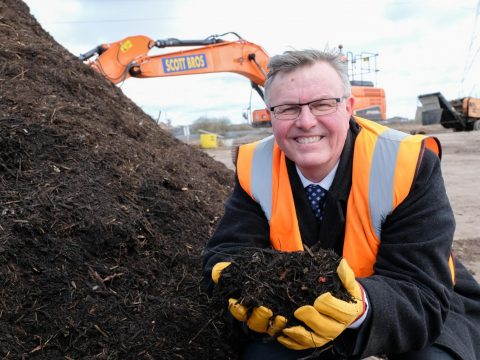 , Scott Bros reveals large-scale composting operation, The Circular Economy