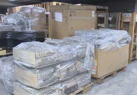 , Alfa Telecom to Ship 460 Tons of e-Waste to Sweden, The Circular Economy