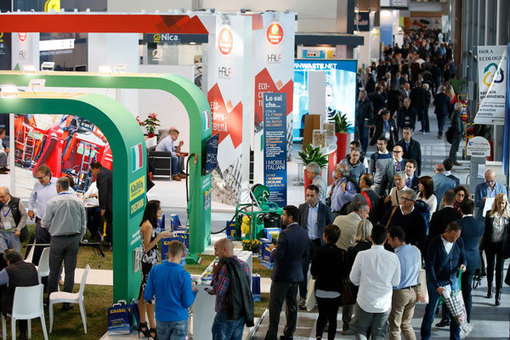 , How two Italian trade shows are taking on climate change, The Circular Economy, The Circular Economy