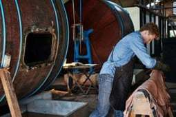 , 'Circular economy': the tannery making leather from billy goats, The Circular Economy, The Circular Economy