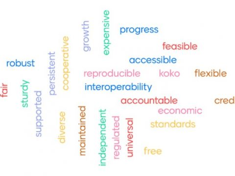 , Building a Sustainable Research Infrastructure, The Circular Economy