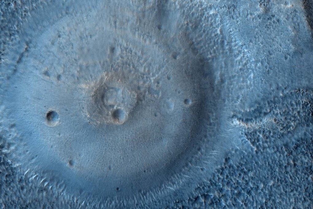 , Mars may be covered in mud volcanoes disguised as lava flows, The Circular Economy