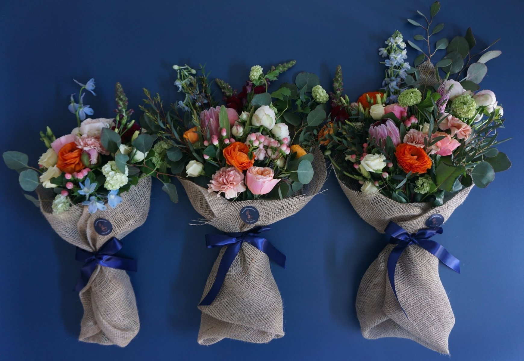 , Sustainable delivery flowers, wedding and event florist – London –, The Circular Economy