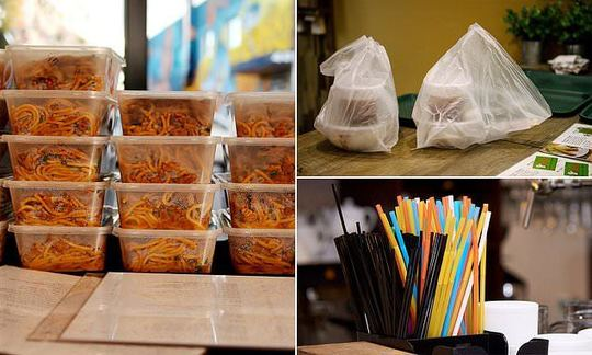 , Ban on single-use plastic straws called off due to hygiene allowing restaurants to use disposable, The Circular Economy