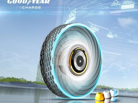 , Goodyear reCharge tire concept targets sustainability, The Circular Economy, The Circular Economy