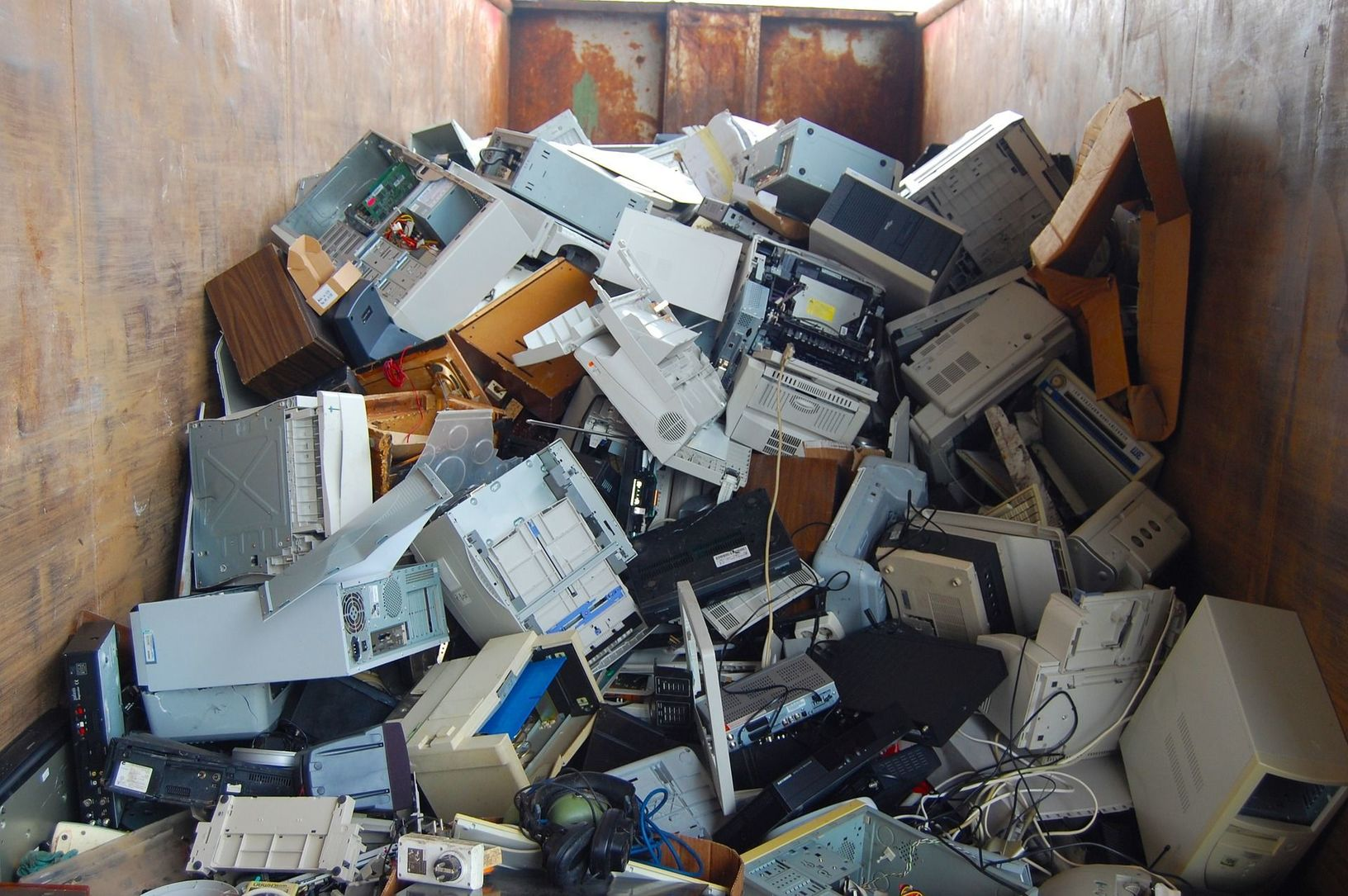 , The Middle East and its e-waste problem, The Circular Economy, The Circular Economy