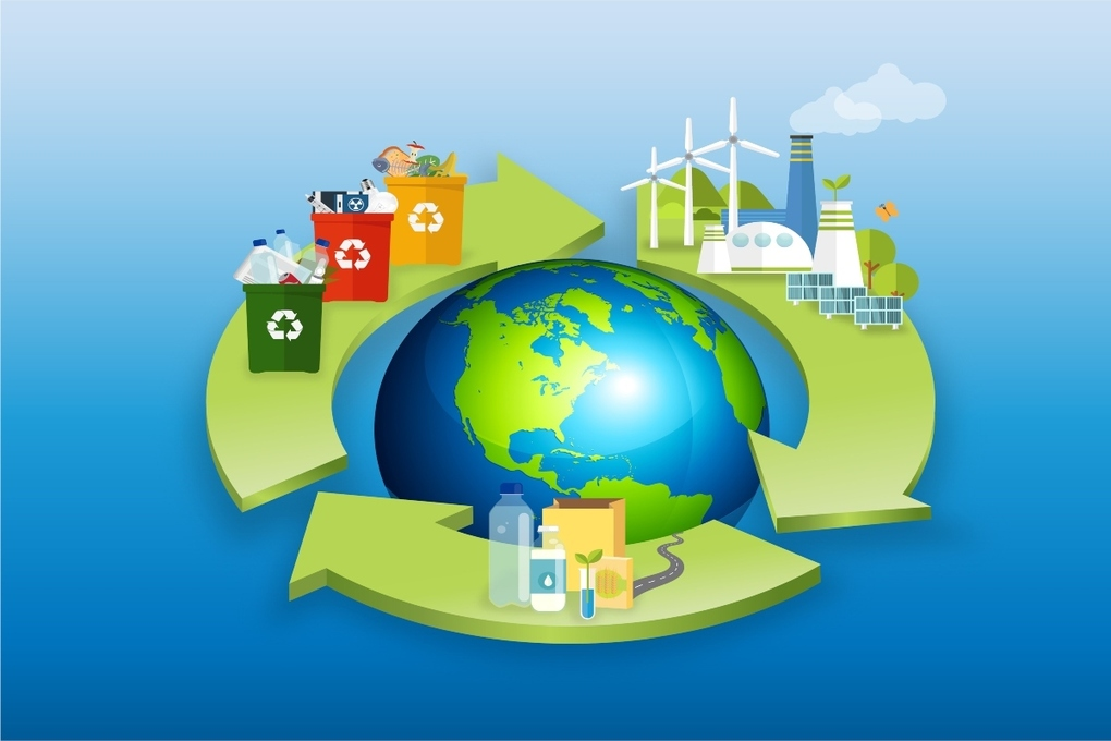 , Smart waste report sets out how to realise the circular economy, The Circular Economy, The Circular Economy